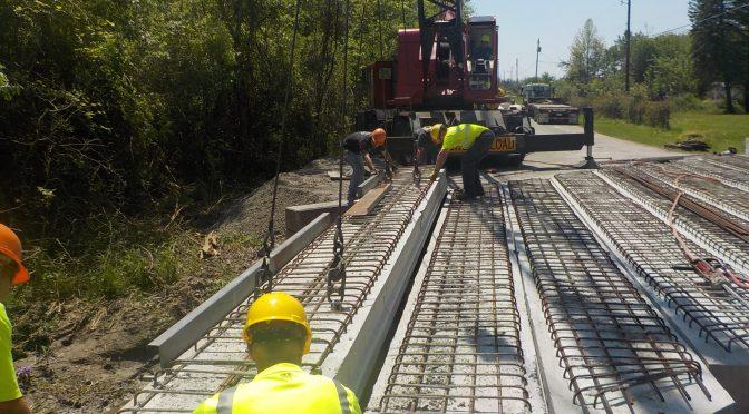 Slabtown Road Bridge – Awarded